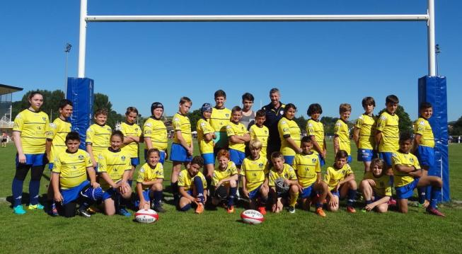 Rugby St Tropez Grimaud - 12 ans
