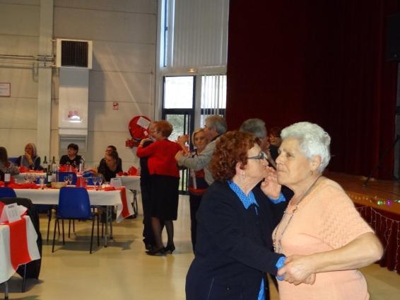 Quand l'accordéon joue Le tango des grands-mères