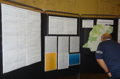 Liste de soldats de Mane et cartes de localisation